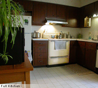 kitchen of apartments for lease, rent in Columbus, Ohio